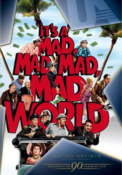 DVD It's a Mad, Mad, Mad, Mad World Book