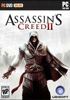 DVD-ROM Assassin's Creed 2 Book