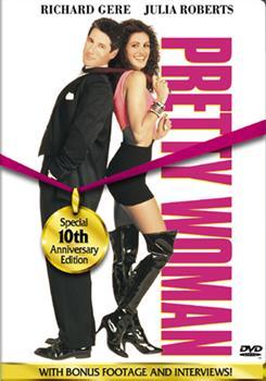DVD Pretty Woman Book