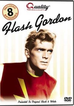 DVD Flash Gordon Book