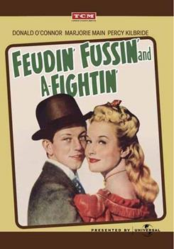 DVD Feudin', Fussin' and A-Fightin' Book