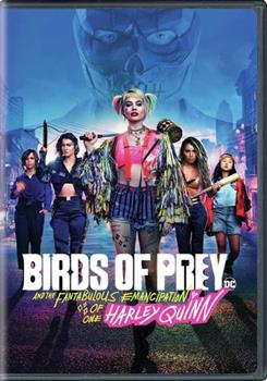 DVD Birds of Prey (and The Fantabulous Emancipation of One Harley Quinn) Book
