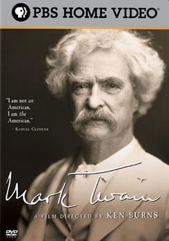 DVD Mark Twain: A Film by Ken Burns Book