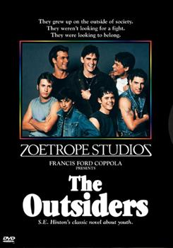 DVD The Outsiders Book