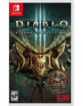 Game - Nintendo Switch Diablo III Eternal Collection Book