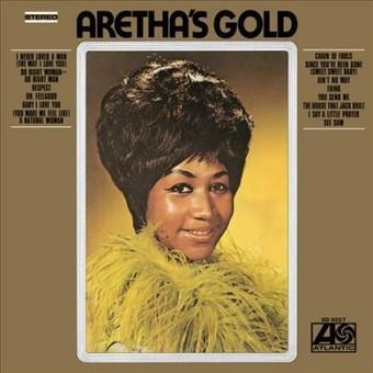 Vinyl Aretha's Gold (Gold) Book