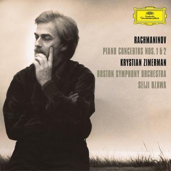 Music - CD Rachmaninov: Piano Concertos 1, 2 Book