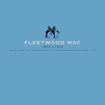 Vinyl Fleetwood Mac: 1969-1974  (4 LP/7 Inch) Book