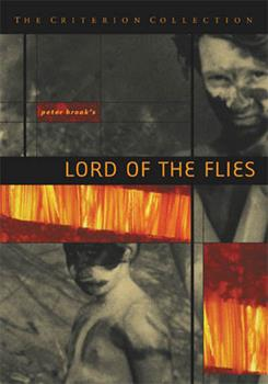 DVD Lord Of The Flies Book