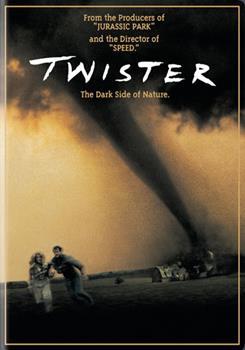 DVD Twister Book