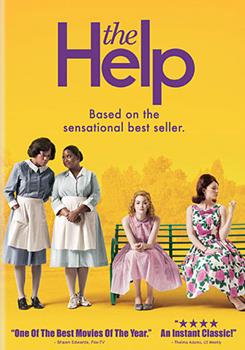 DVD The Help Book