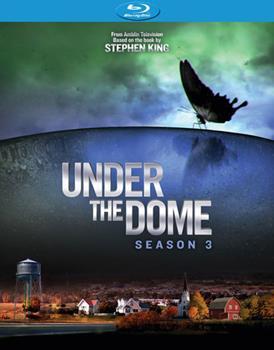 Blu-ray Under the Dome: Season 3 Book