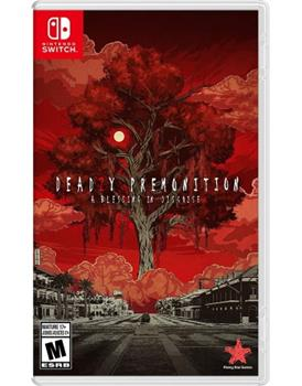 Game - Nintendo Switch Deadly Premonition 2: A Blessing In Disguise Book