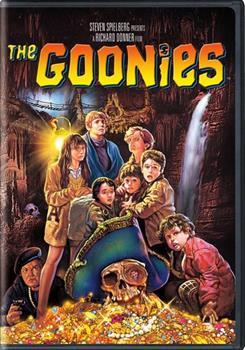 DVD The Goonies Book