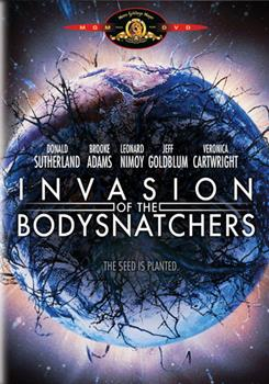 DVD Invasion Of The Body Snatchers Book