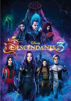 DVD Descendants 3 Book