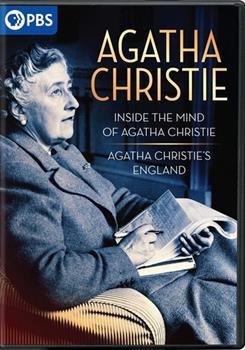 DVD Agatha Christie: Inside the Mind of Agatha Christie and Agatha Christie's England Book