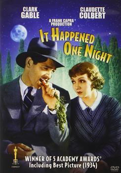 DVD It Happened One Night Book