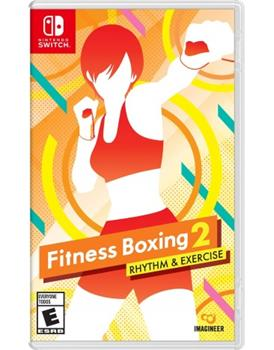 Game - Nintendo Switch Fitness Boxing 2: Rhythm & Exercise Book