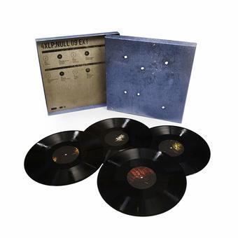 Vinyl Bird Box (4 LP) Book