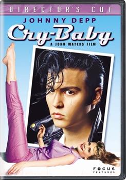 DVD Cry-Baby Book