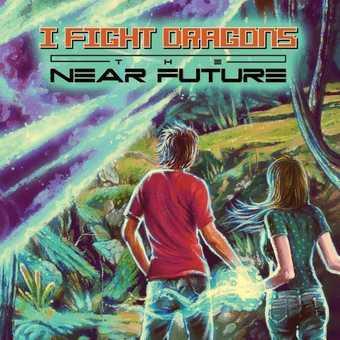 Vinyl The Near Future (LP) (Green w/ Blue Swirl) Book