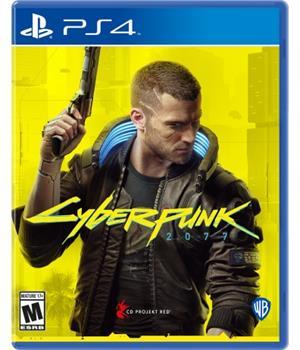 Game - Playstation 4 Cyberpunk 2077 (2 Discs) Book