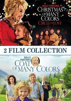 DVD Dolly Parton's Coat of Many Colors / Dolly Parton's Christmas of Many Colors: Circle of Love Book