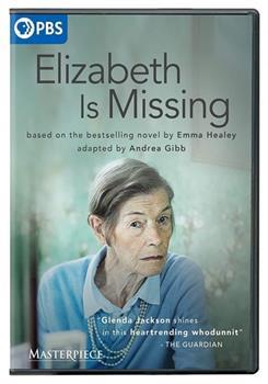 DVD Masterpiece: Elizabeth is Missing Book