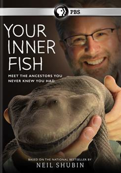 DVD Your Inner Fish: Meet the Ancestors You Never Knew You Had Book