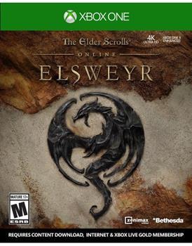 Game - Xbox One Elder Scrolls Online: Elsweyr Book