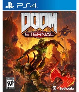 Game - Playstation 4 Doom Eternal Book