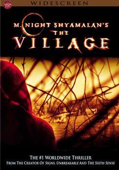 DVD The Village Book
