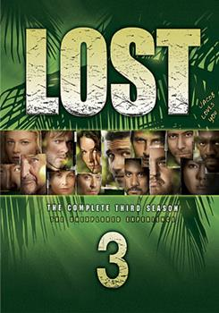 DVD Lost: The Complete Third Season - The Unexplored Experience Book
