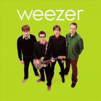 Vinyl Weezer (Green Album) Book