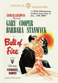 DVD Ball of Fire Book