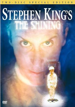 DVD Stephen King's the Shining Book