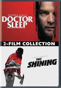DVD The Shining / Doctor Sleep Book