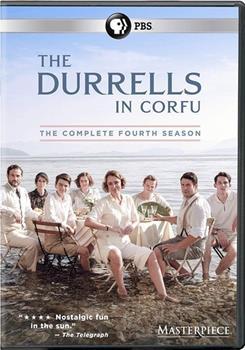 DVD Masterpiece: The Durrells in Corfu Season 4 Book
