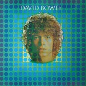 Vinyl David Bowie AKA Space Oddity Book