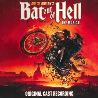 Music - CD Bat Out of Hell (OCR) Book