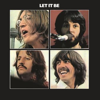 Vinyl Let It Be (LP) Book