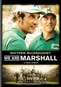 DVD We Are Marshall Book