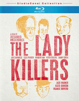 Blu-ray The Ladykillers Book