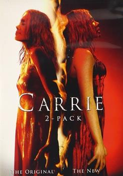 DVD Carrie Collection Book