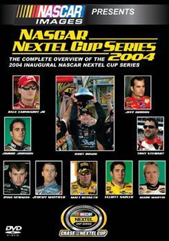 DVD NASCAR Nextel Cup Series 2004 Book