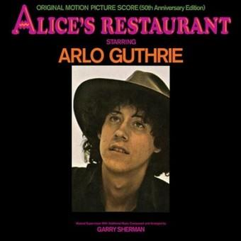 Music - CD Alice's Restaurant (OST) (50th Anniversary Edition Book