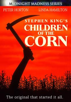 DVD Children of the Corn Book