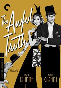 DVD The Awful Truth Book