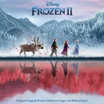 Vinyl Frozen 2: The Songs (OST) Book